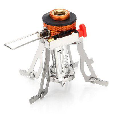 Portable Camping Mini Cooking Stove Outdoor Picnic Burner Barbecue Grill