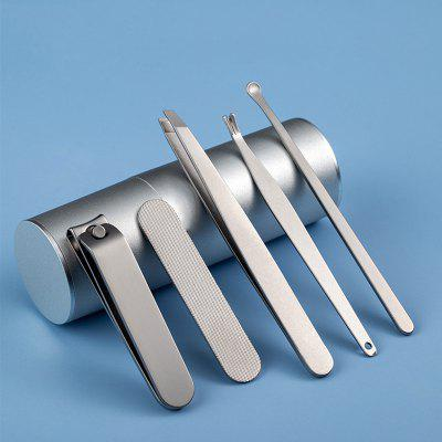 Nail Clipper Set Stainless Steel Clippers Custom Manicure Tools