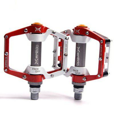 Bicycle Pedal Anti-slip Aluminum Alloy Mountain Bike Bearing