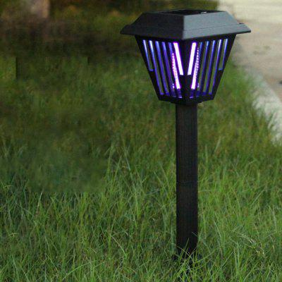 Super IP66 Waterproof Solar Mosquito Lamp Outdoor Household Garden 45cm