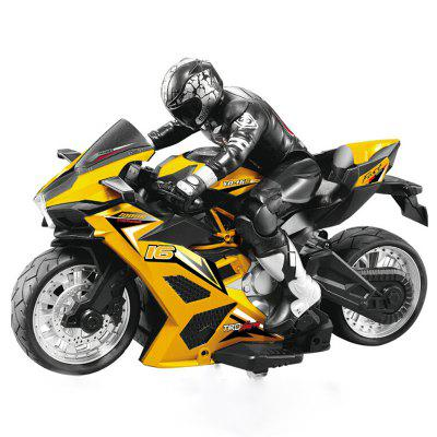 High Speed RC Motorcycle Toy 2.4G Off-road Stunts Climbing Remote Control Car Drift Four-wheel Vehicle Model