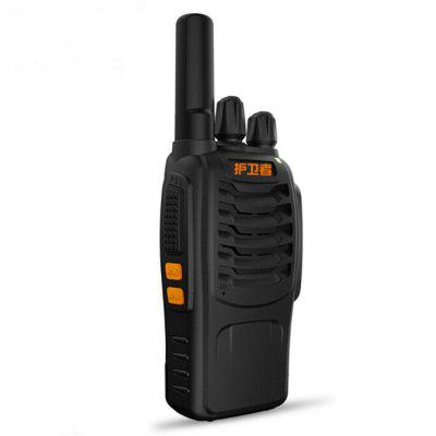 Portable High-power Walkie-talkie Call Encryption Site Security Handheld Mini Wireless