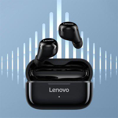 Lenovo LP11 TWS Earphone Wireless Bluetooth V5.0 Earbuds Headphone Stereo Noise Cancelling 300mAh In-Ear Sports with Charging Case