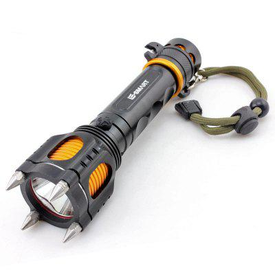 L2 XML T6LED Rechargeable Strong Light Flashlight