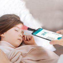 EM-T01/ EM-T02 APP Smart Thermometer USB Baby Forehead Temperature Home Data Sharing Thermometer