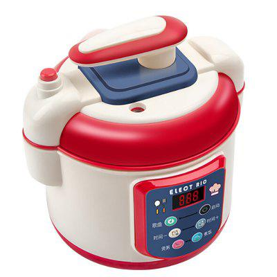Childrens Toys Simulation Jet Rice Cooked Home Toy Kitchen Suit for Kids