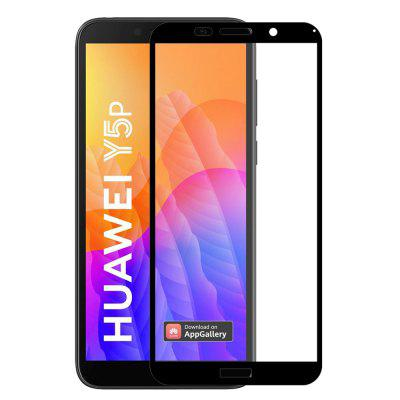 Enkay Straw Hat Prince 0.26mm 9H 2.5D Full Screen Tempered Glass Protective Film for Motorola Moto G8 Power/Honor X10 5G/Huawei Y6P/Huawei Y5P/Huawei P40 Lite E