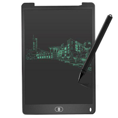 12-inch LCD Writing Tablet Electronic Drawing Doodle Board Digital Colorful Handwriting Pad Gift for Kids and Adult Protect Eyes