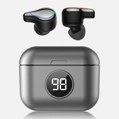 Фото - SE-16S Bluetooth 5.0 Wireless TWS Earbuds Headphone Touch Control APT Earphone Noise Cancellation Sports CVC8.0 for Android IOS jaysdarel qs90 blood pressure heart rate monitor smart watch oled ip67 waterproof fitness tracker bracelet for android ios