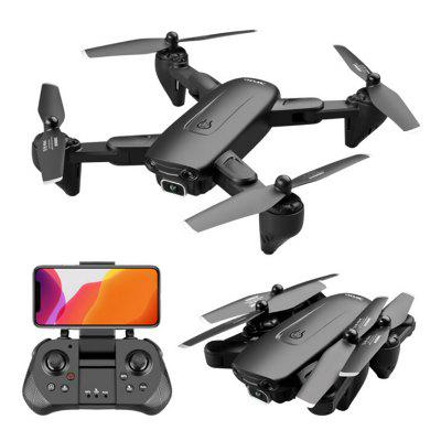 GPS 5G WiFi FPV with 4K HD Camera 25mins Flight Time Altitude Hold Brushless Foldable RC Quadcopter Drone RTF Remote Control Aircraft