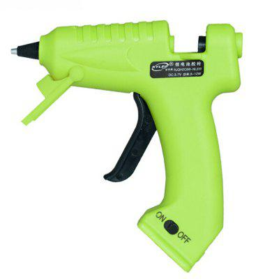 Electric Charging Hot Melt Glue Gun Wireless USB Tool 3.75V Battery