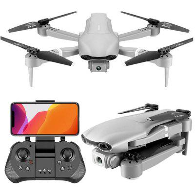 F3 4K Folding GPS RC Drone Aerial Photography Double Intelligent Positioning Return Home Quadcopter Professional Remote Control Aircraft