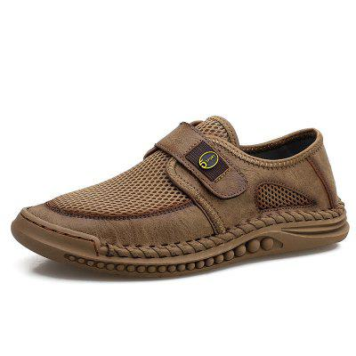 IZZUMI Mens Casual Breathable Fashion Flat Shoes