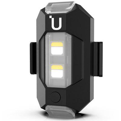 Ulanzi DR-02 Drone Strobe Light Flashing 3 Colors Slow Fast Anti-collision