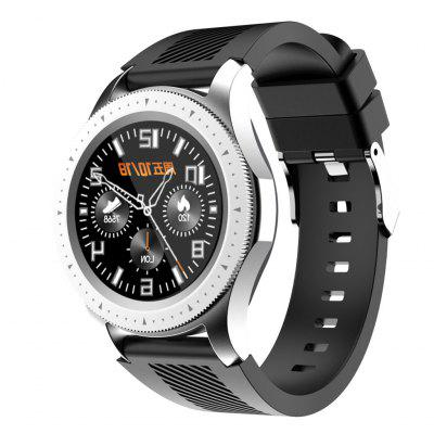N1 Smart Watch for Men with Bluetooth Call Heart Rate Monitor  Android Phones Compatible iPhone Samsung(BLACK)