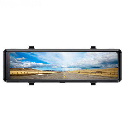 11-inch Square Screen Car DVR Ultra HD WiFi Interconnection AR Navigation Streaming Media Rearview Mirror Row Recorder