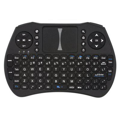 A8 Mini Keyboard 2.4G Wireless Key Mouse Air Bluetooth Touchable Backlight