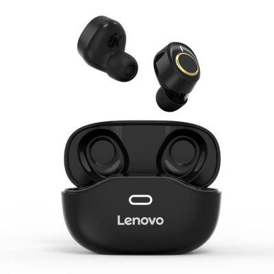 Lenovo X18 Wireless Bluetooth Earbuds Headphone Binaural Sports In-Ear Earphone TWS Mini Stealth and Long-lasting Battery Life