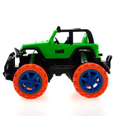2.4GHz Wireless Remote Control Off-Road Crawler Car Assembled Racing Children RC Vehicle Toy Four Channels
