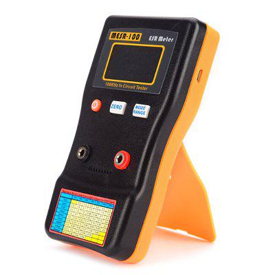 MESR-100 Professional Capacitor Resistance Meter High-precision Electrolytic for Home Appliance Repair (without Battery)