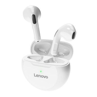 Фото - Lenovo HT38 Wireless Bluetooth Earbuds Headphone TWS Long Standby Sports Running Semi-in-ear Earphone Hi-Fi Sound Quality Low Latency Noise Reduction lenovo x9 tws wireless earbuds headphones bluetooth hifi sound quality earphones headset