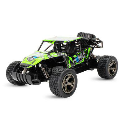 High-speed RC Car Off-road Vehicle Drift Climbing Truck 2.4G Remote Control 1:18 Children Car Toy недорого