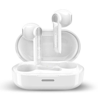 Фото - Lenovo HT08 In-Ear TWS Wireless Bluetooth 5.0 Sports Earbuds Headphone Stereo Bass Waterproof Earphone with Microphone Long Standby Time erica lindquist aron christensen hammer of time