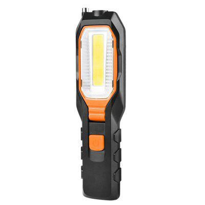 LED Working Light USB Charging with Magnet Multi-function Maintenance Outdoor Photo Figures Flashlight