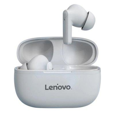 Фото - Lenovo HT05 TWS Wireless Bluetooth 5.0 Earbuds Hi-Fi Stereo Low Game Latency Headphone Noise Reduction HD Calls IPX5 Waterproof Sports Headset with Type-C Charging ellen m weinstein mom and dad just shut up and watch the game 32 suggestions for sideline parents from an experienced sports mom
