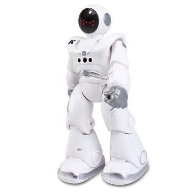 JJRC R18 Children Smart Electric Remote Control Space Robot Touch Gesture Sensing Singing and Dancing Toy