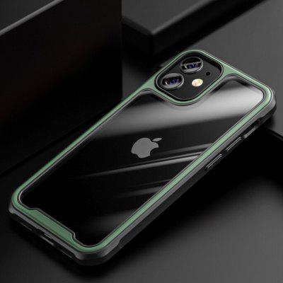 Airbag Drop Protection Cover TPU + PC Transparent Phone Case for iPhone 12