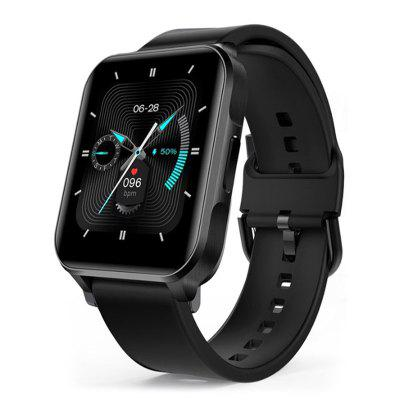 Lenovo S2 Pro Smart Watch 1.69 inch HD Waterproof Constant Temperature Fitness Heart Rate Monitor Sleep Monitoring 23 Sports Multi-Function Multi-Language Smartwatch