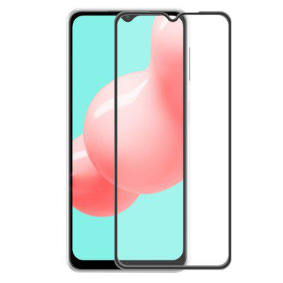 ENKAY Hat-Prince 0.26mm All-Glue Full Screen Cover Airbag Anti-fall Tempered Glass Screen Protector for Samsung Galaxy A32 / M12 / A12
