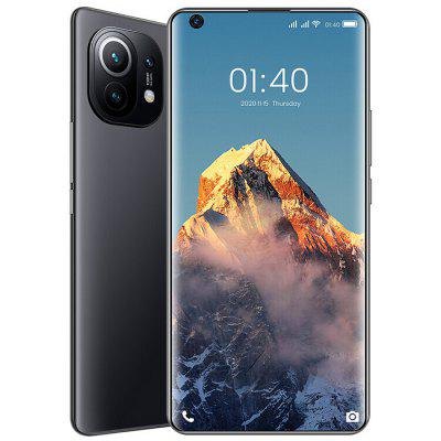 M11 Pro 6.3-inch Perforated Large Screen Smartphone 4GB RAM 64GB ROM Android 9.1 13MP + 18MP Cameras 4600mAh