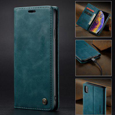 Leather Phone Case Protection Cover for iPhone 12/iPhone 11 Series