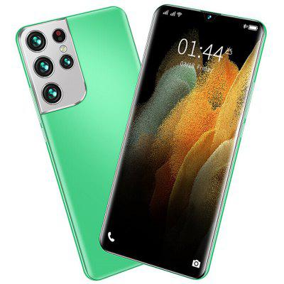 S21 Pro+ Android 9.1 Smartphone 6.7-inch Large Screen Octa Core 4GB RAM 32GB ROM 5MP + 5MP Cameras 4000mAh Battery