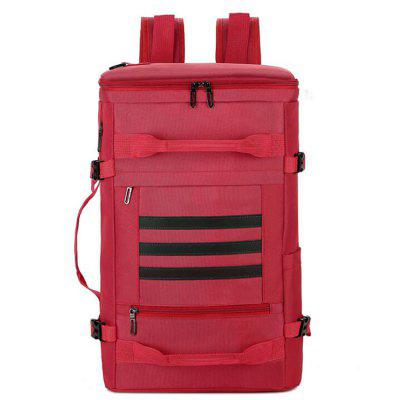 Multifunctional Travel Casual Backpack Male Outdoor Mountaineering Large Capacity Luggage Bag