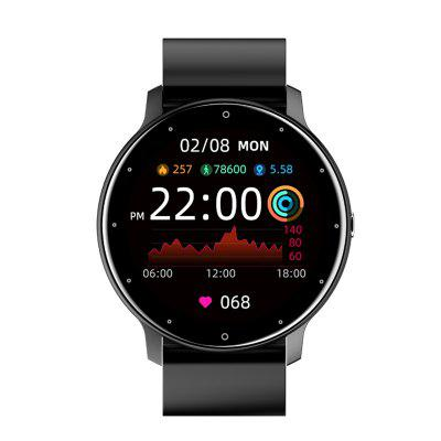 North Edge NL02 Smart Watch Sports Waterproof Round Screen Full Touch Music Pedometer Heart Rate Blood Pressure Oxygen Bluetooth Men and Women Smartwatch