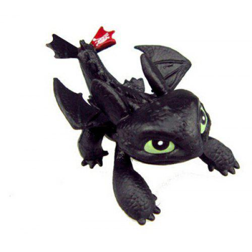 Creative Unisex Toy Action Figures Night Fury Toothless PVC Dragon Action Figure