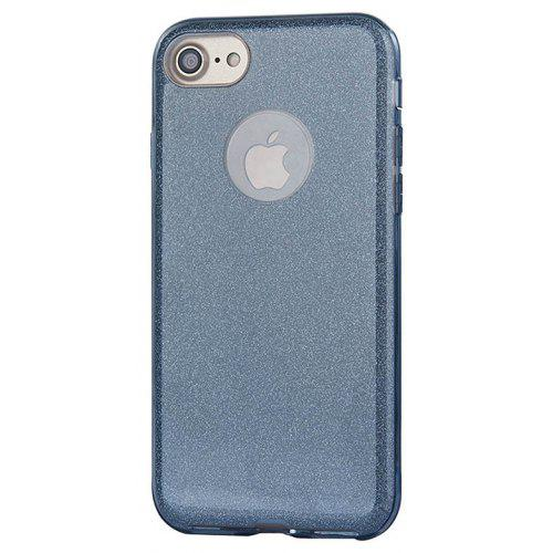huge discount 54f36 bcc91 3 in 1 Bright Glitter Shine Phone Back Case for iPhone 7