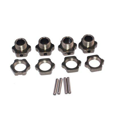 Aluminum 17mm Nut Screw Pin for RC Drone 12pcs