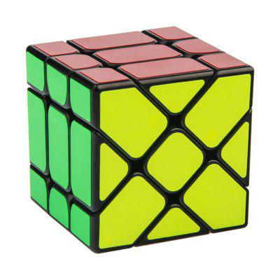 YJ 3 x 3 x 3 Fisher Speed Smooth Magic Cube