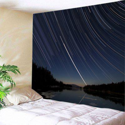 Meteor Vortex Print Tapestry Wall Hanging Decoration