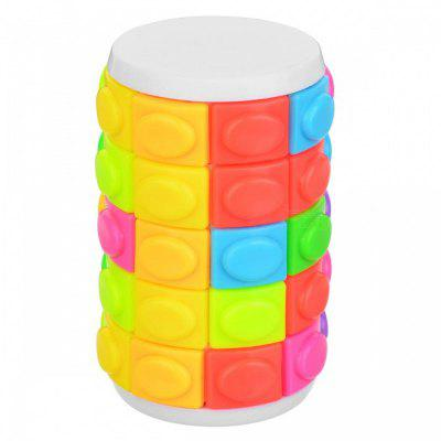 QiYi Magic Finger Cube cilindrische puzzelgift