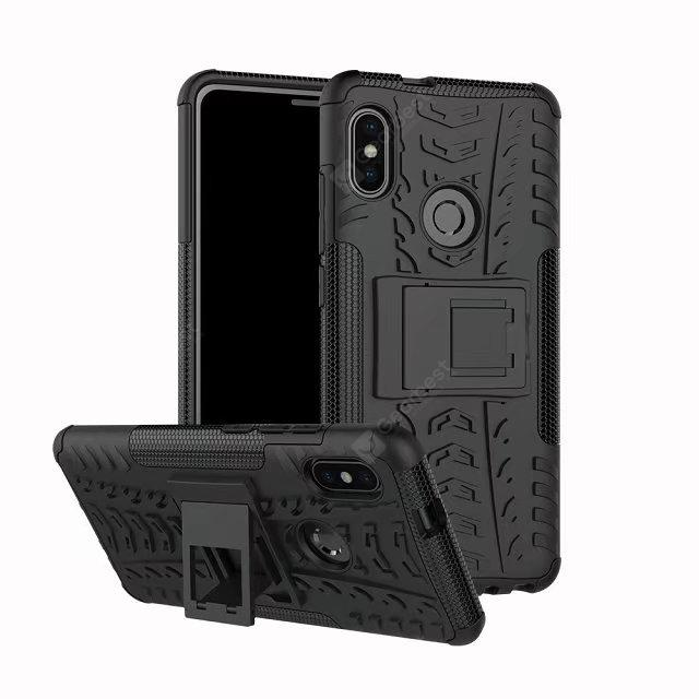 Phone Case with Holder for Xiaomi Redmi Note 5 Pro