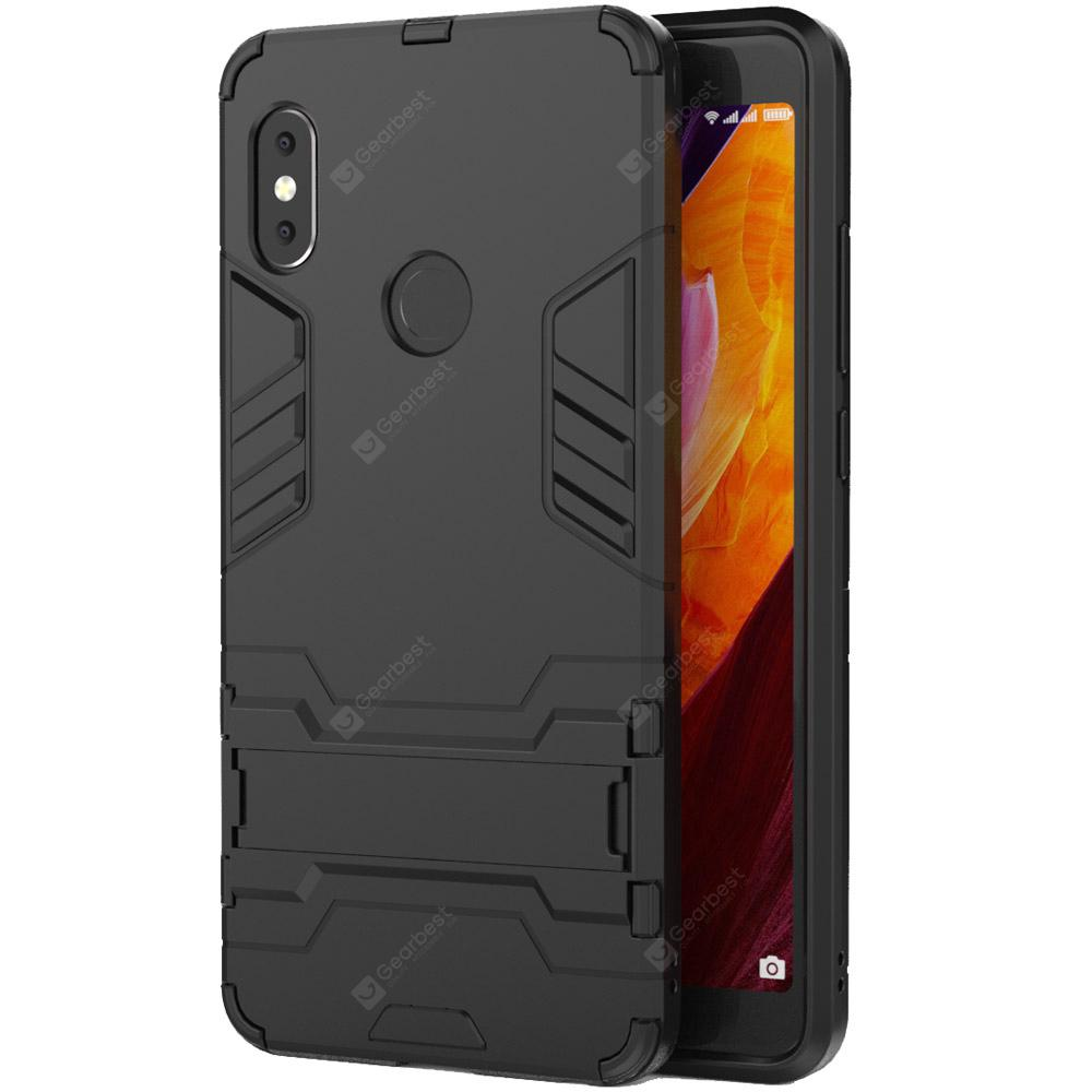 ASLING 2 in 1 Protective Stand Case for Xiaomi Redmi Note 5