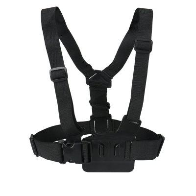 Chest Strap Action Camera Mount for GoPro / SJCAM / YI