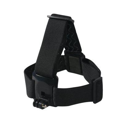 Head Strap 3pcs with Long Screw Camera Mount