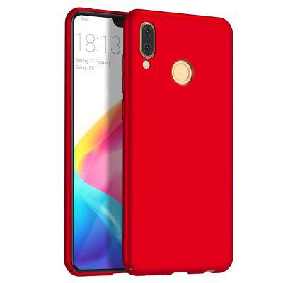 Naxtop Hard PC Silky Touch Back Case for HUAWEI P20 Lite