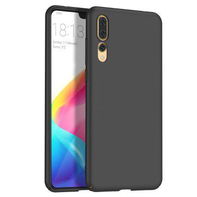 Custodia Silky Touch Back per Naxtop Hard PC per HUAWEI P20 Pro